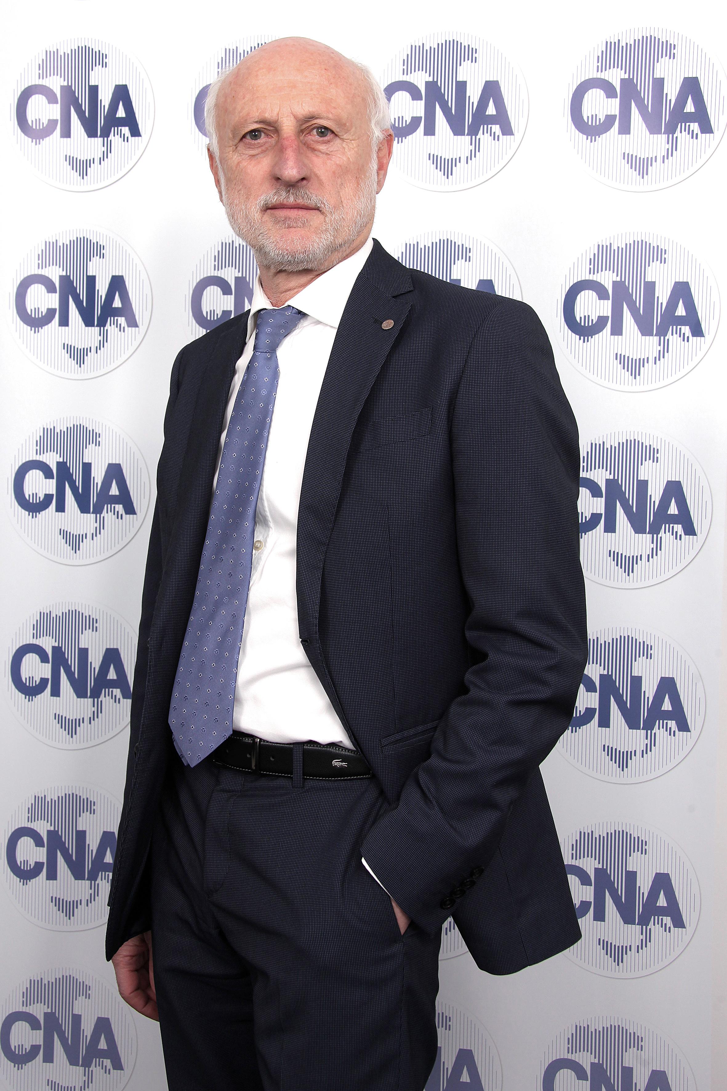 Daniele Vaccarino - Presiedente Nazionale CNA